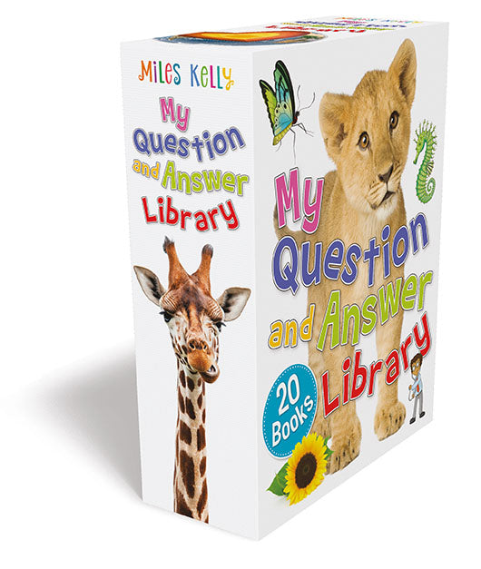 My Question & Answer Library Box Set