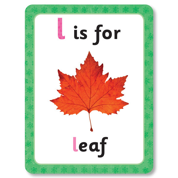 Get Set Go Flashcards Set