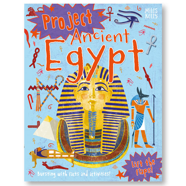 1000 facts ancient egypt kelly miles