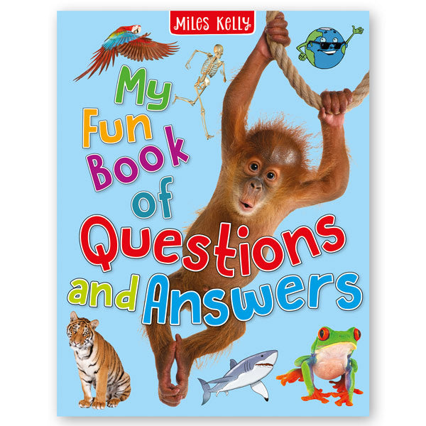 My Fun Book of Questions and Answers