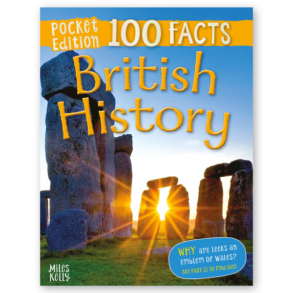 Pocket Edition 100 Facts British History