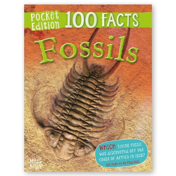Pocket Edition 100 Facts Fossils