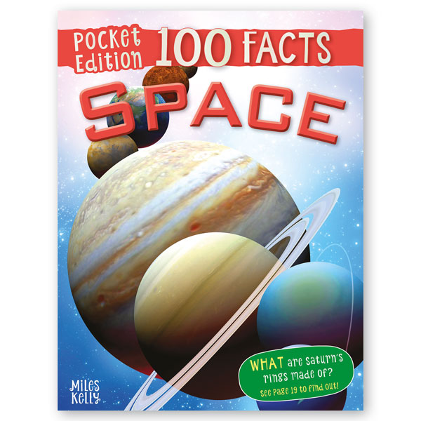Pocket Edition 100 Facts Space
