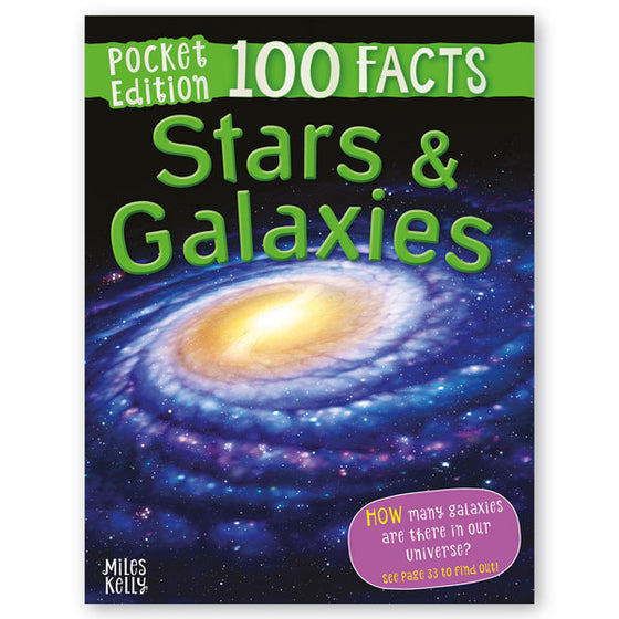 Pocket Edition 100 Facts Stars and Galaxies
