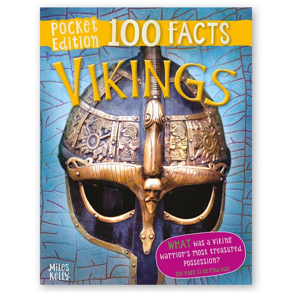 Pocket Edition 100 Facts Vikings