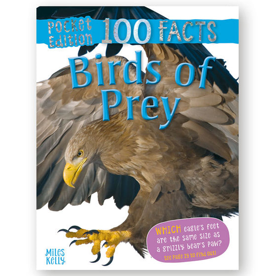 Pocket Edition 100 Facts Birds of Prey