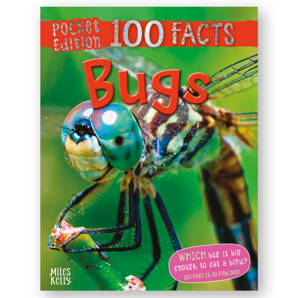 Pocket Edition 100 Facts Bugs