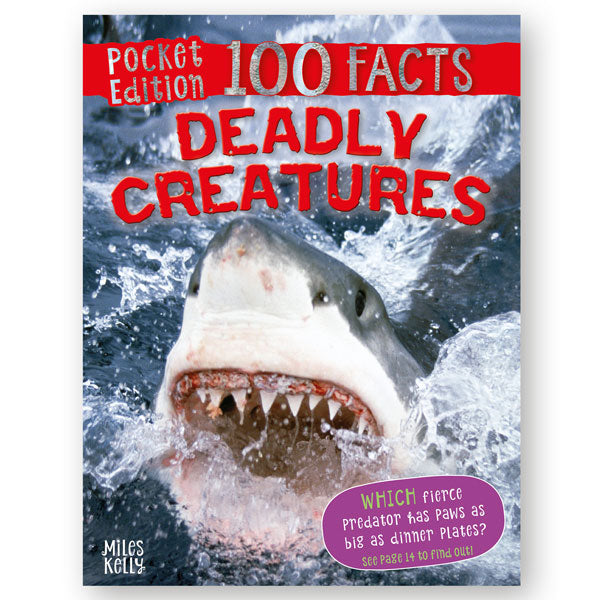 Pocket Edition 100 Facts Deadly Creatures