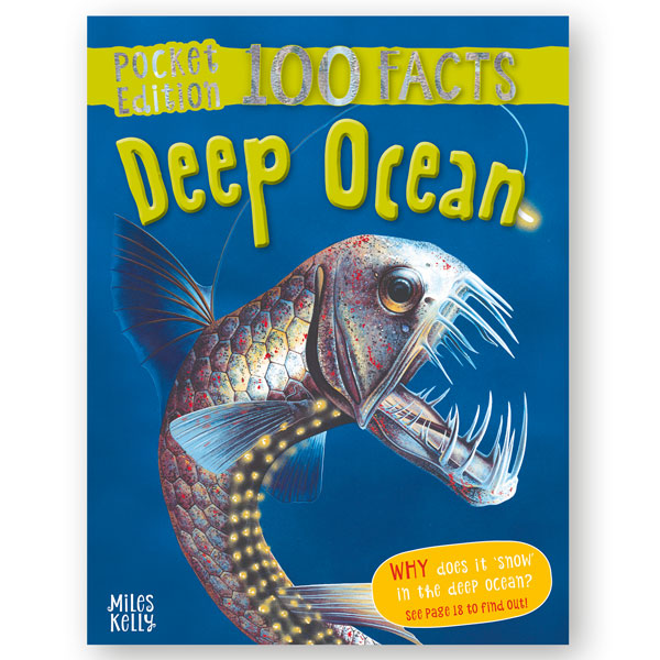 Pocket Edition 100 Facts Deep Ocean