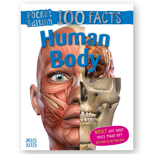 Pocket Edition 100 Facts Human Body
