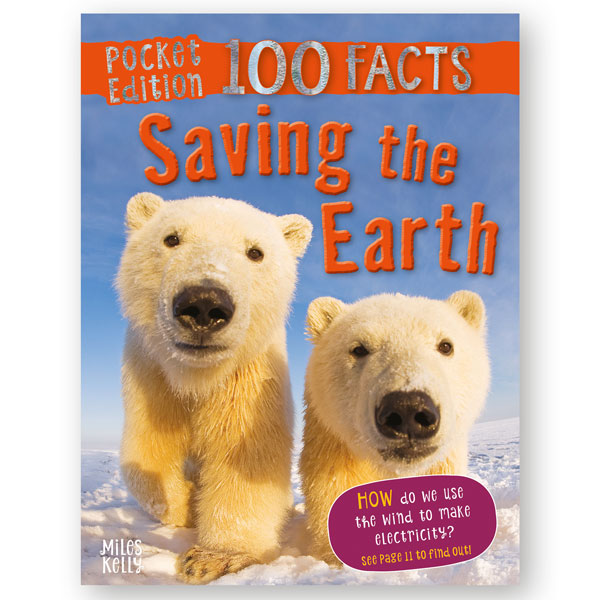 Pocket Edition 100 Facts Saving the Earth