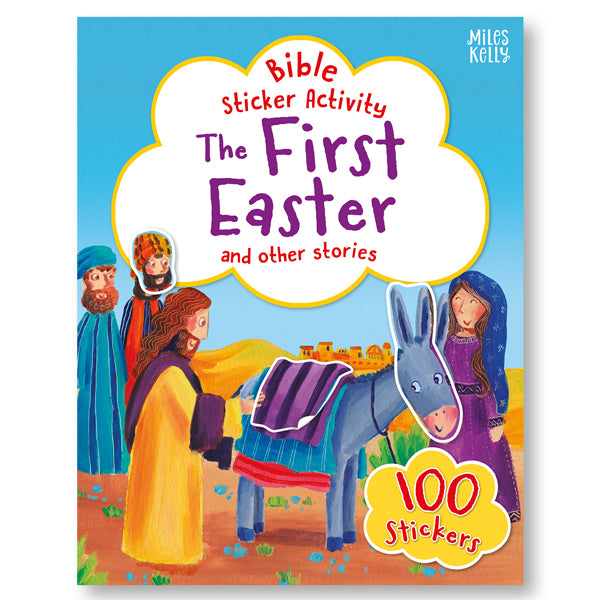 Bible Sticker Activity: The First Easter