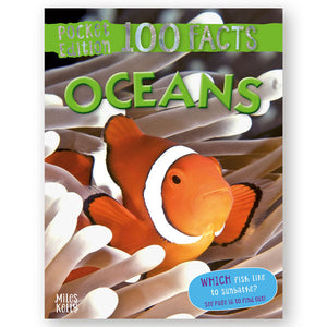Pocket Edition 100 Facts Oceans