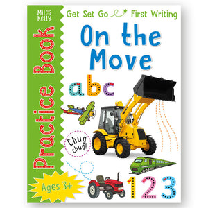 Get Set Go Practice Book: On the Move