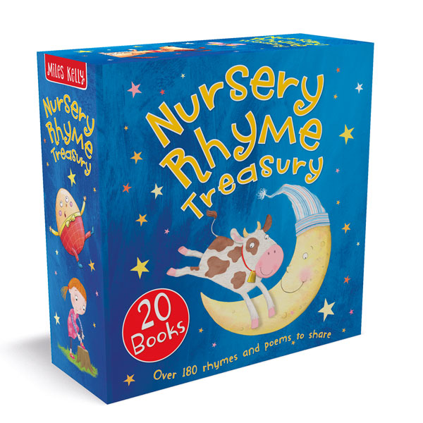 Nursery Rhyme Treasury Box Set