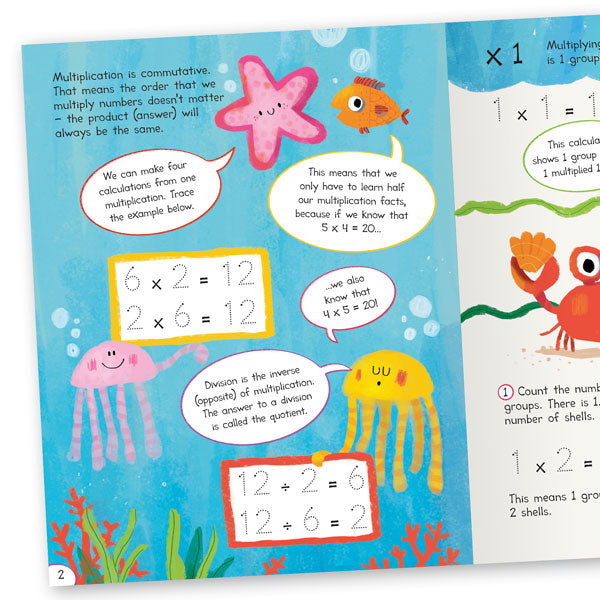 Get Set Go Mathematics: Times Tables