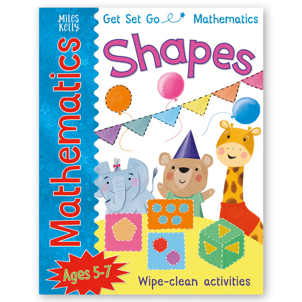 Get Set Go Mathematics: Shapes