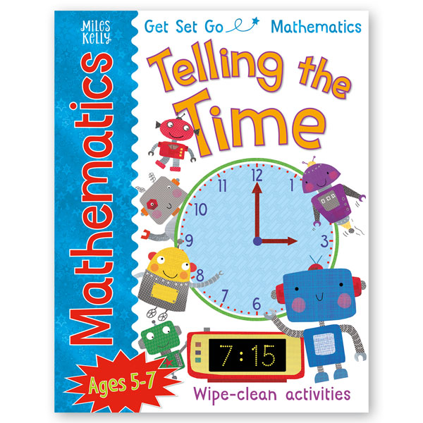 Get Set Go Mathematics: Telling the Time