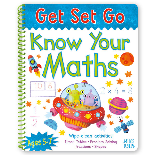 Get Set Go: Know Your Maths