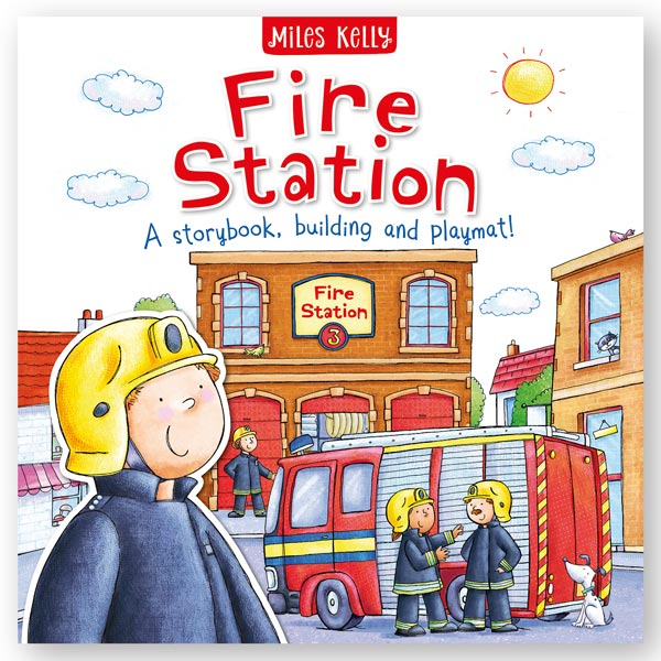 Mini Playbook Fire Station