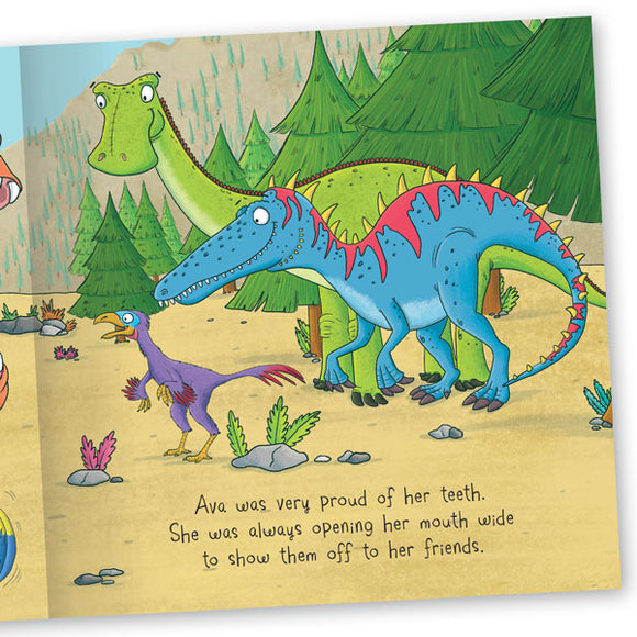 Dinosaur Adventures: Allosaurus – The troublesome tooth
