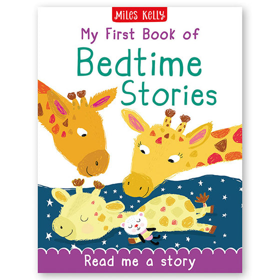 My First Book of Bedtime Stories