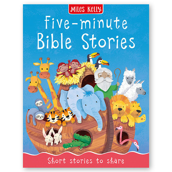 Five-minute Bible Stories