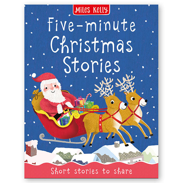 Short Christmas Stories.Five Minute Christmas Stories