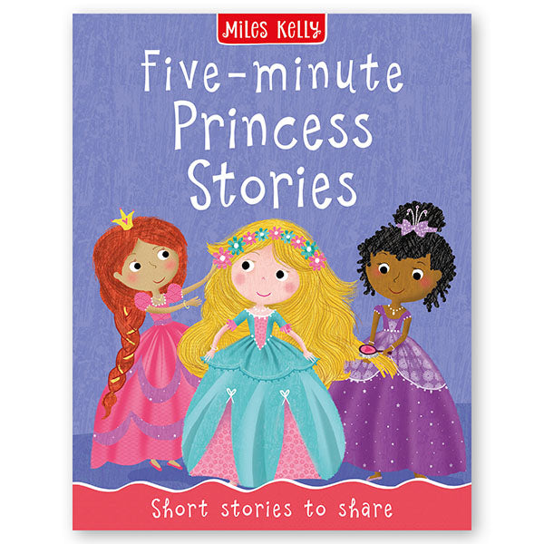Five-minute Princess Stories