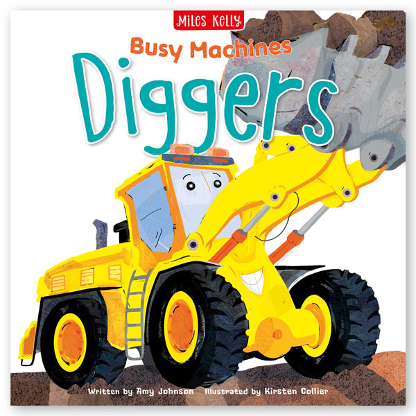 Busy Machines: Diggers
