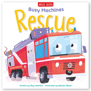 Busy Machines: Rescue