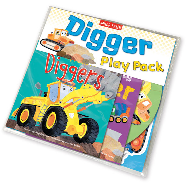 Digger Play Pack