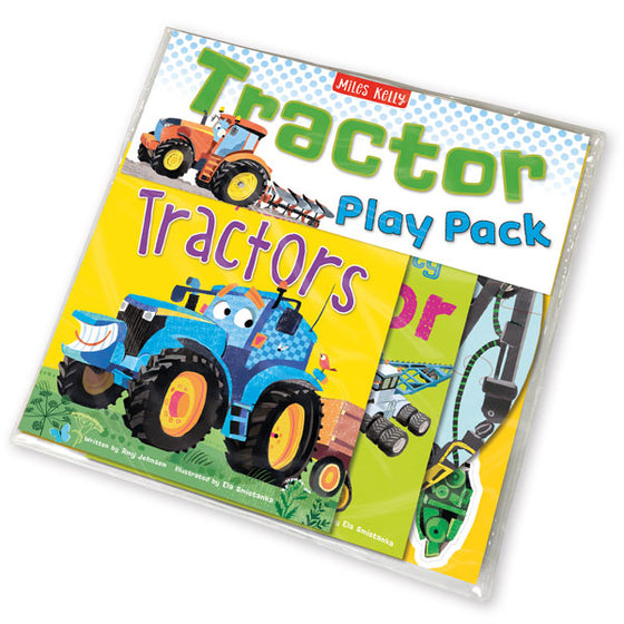 Tractor Play Pack