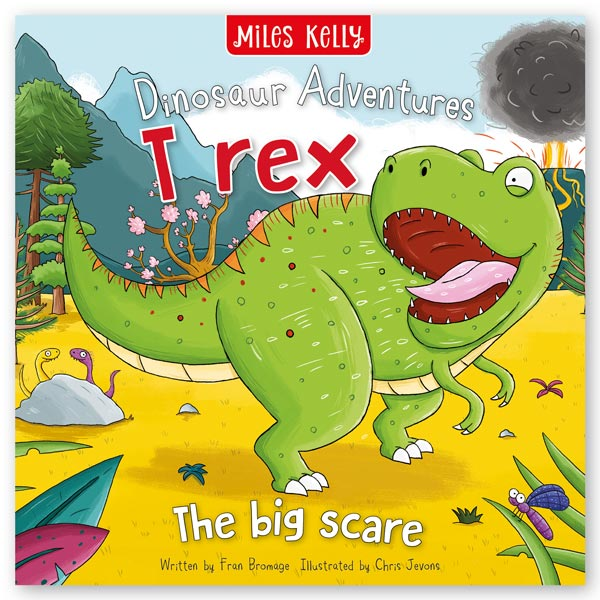 Rex the T rex Gift Box