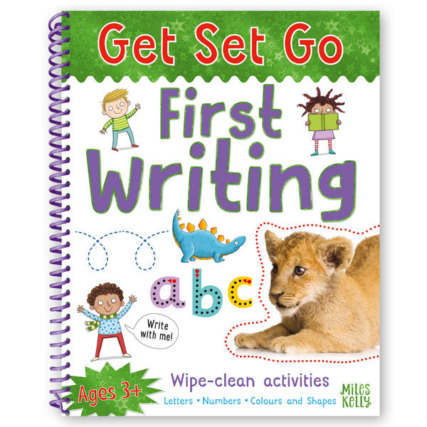 Get Set Go Writing: First Writing