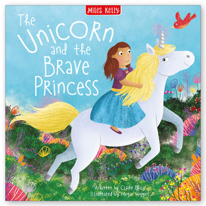 The Unicorn and the Brave Princess