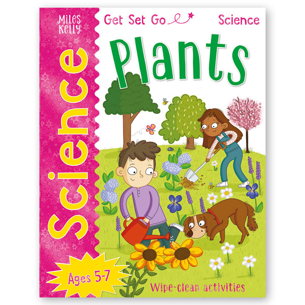 Get Set Go Science: Plants