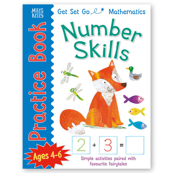 Get Set Go Mathematics Practice Book: Number Skills