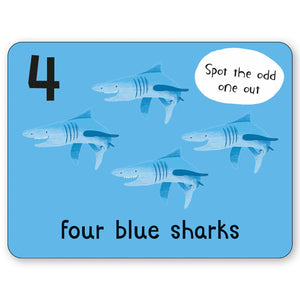 Lots to Spot Flashcards: Animals!