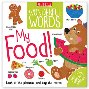 Wonderful Words: My Food!
