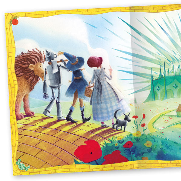 Children's Classics: The Wonderful Wizard of Oz