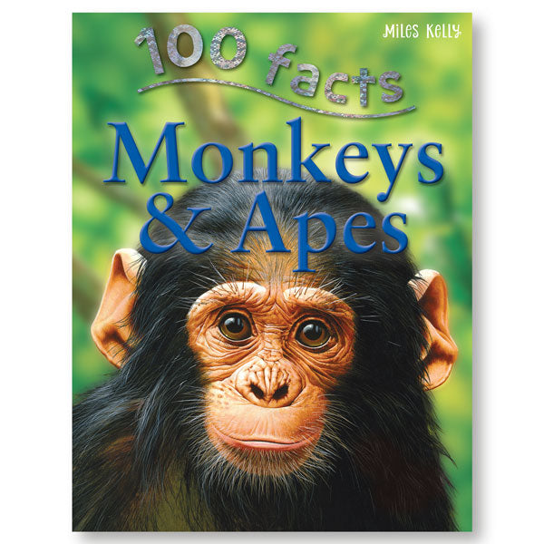 100 Facts Monkeys and Apes
