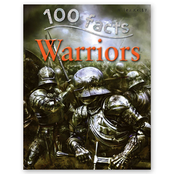 Into The Wild Warriors Summary: Amazing History Book For Kids
