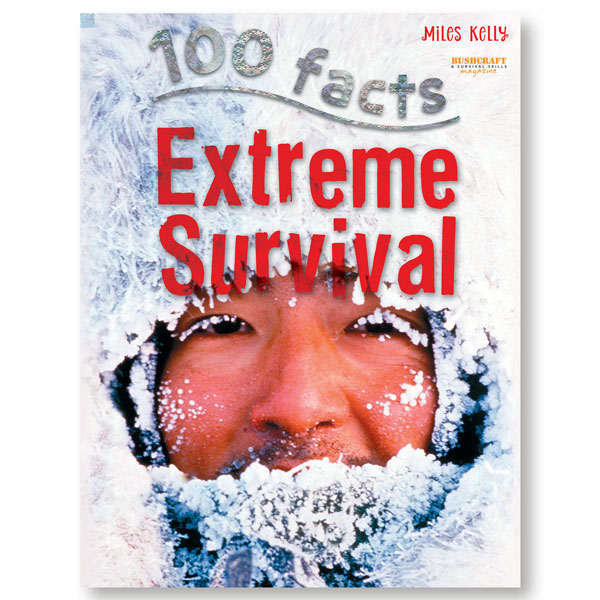 100 Facts Extreme Survival