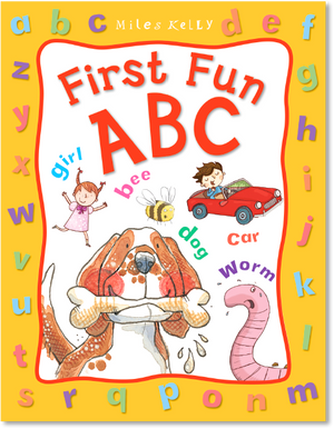 First Fun ABC (eBook)