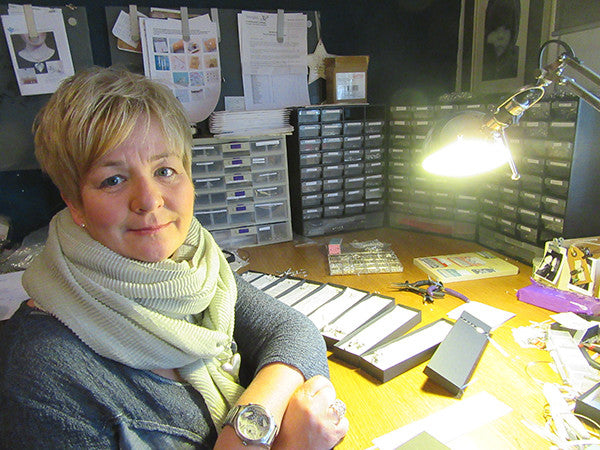Zamsoe a Padstow jewellery design business named in Small Business Saturday UK's 'Small Biz 100' for 2016