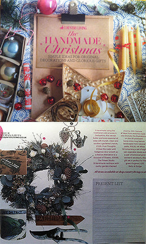 Zamsoe in the Country Living Handmade Christmas Guide