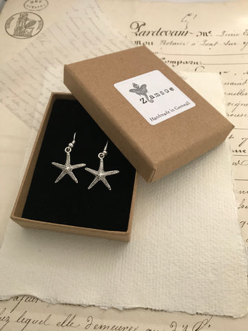 Zamsoe boxed earrings