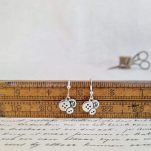 Load image into Gallery viewer, Button Earrings in a Bottle Zamsoe Earrings