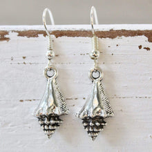 Load image into Gallery viewer, SeaShell Earrings Zamsoe Earrings